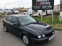 Jaguar X-TYPE 2.0D LE 2005MY XS BLACK