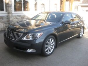 2007 Lexus LS 460 Like-New Throughout