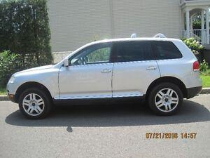 2004 Volkswagen Touareg VUS
