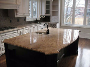 Granite Surface Installation - Toronto, GTA and Surrounding Area