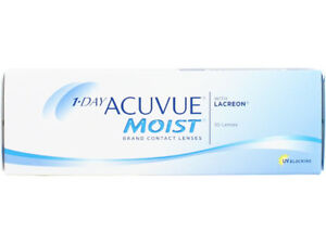 1 day Acuvue Moist Contact Lens (D -3.50)