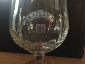 Pair of vintage Bailey's glasses