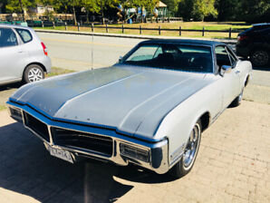 Classic 1969 Buick Riviera GS  for sale.