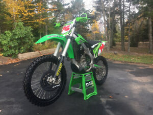 2016 kx250f with papers!!