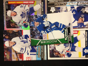 16/17 UD Series 1 Hockey singles and more!!!