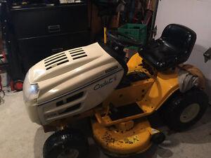 Tracteur Cubcadet