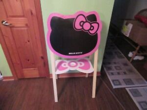 CHALK BOARD - HELLO KITTY