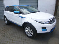 Land Rover Range Rover Evoque 2.2SD4 2012MY Pure