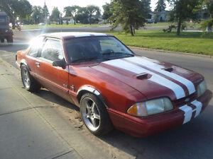 1989 Mustang LX FOXBODY