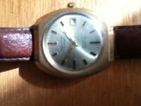3 Vintage Mechanical Cardinal Watches - $20 Each, $50 For All 3