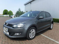 Volkswagen Polo 1.6TDI Automatic Left Hand Drive(LHD)