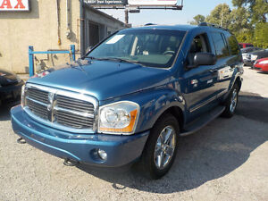 2006 DODGE DURANGO LIMITED 4X4