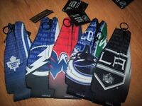 LOT 5 NHL NEOPRENE COOZIE KINGS MAPLE LEAFS RED WINGS CAPITALS City of Montréal Greater Montréal Preview