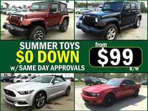 **$0 DOWN CAR LOAN EVENT IS HERE ** ALL CREDIT APPROVED ** Kitchener / Waterloo Kitchener Area image 1