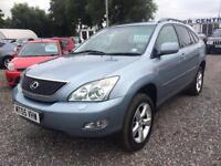 2005 LEXUS RX 300 3.0 LE Auto 4 X 4 SERV HIST LOW MILE CREAM LEATHER