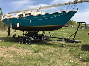 26 Foot Mirage Sailboat