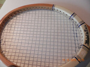 Older Tennis Racket