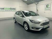 *BUY FROM £47 PER WEEK* SILVER FORD FOCUS 1.5 ZETEC TDCI 5D 118 BHP DIESEL