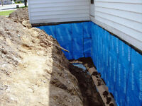 Wanted- General Labourer for Residential Waterproofing $17 hr
