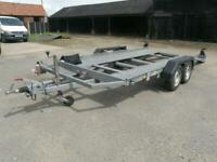 car trailer hire - transporter - recovery trailer hire for sale  Colchester, Essex