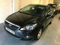 2010 FORD FOCUS 1.6 ( 100ps ) ZETEC PETROL,2 OWNERS,MANUAL,FULL SERVICE HISTORY