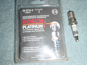 Bougie / spark plugs