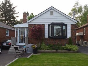 East York Bungalow for Rent- Full House St. Clair & O'Connor