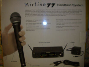 Samson  Airline 77 Wireless Mic UHF