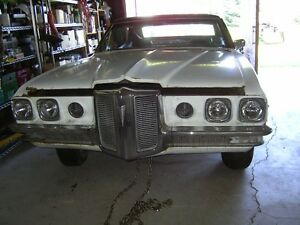 1970 Pontiac Catalina 2 door hard top for parts