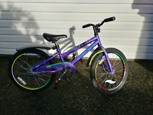 FREE Norco ZX80 kids bike 20in
