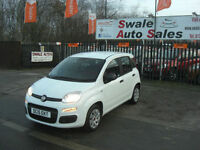2015 FIAT PANDA POP 1.2L ONLY 1,561 MILES, £30 A YEAR TAX, FULL SERVICE HISTORY