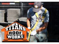 UP TO $40/HR+ SHINGLERS, FOREMAN, LABOURERS, TECHS & INDEP. CON.