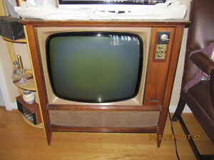 Vintage Marconi Citation Black & White TV Circa 1944-1961 Beauty