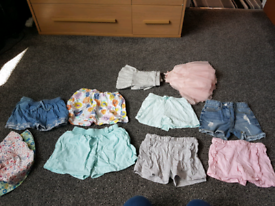 Huge bundle of girls summer clothes 5-6 years