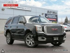 """2016 GMC Yukon Accident Free, Power Boards, 22"""" Wheels and much"""