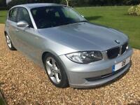 2008 BMW 1 SERIES 2.0 118D ES 5D 141 BHP DIESEL