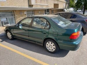 2000 Honda Civic with decent engine - As Is