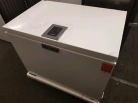 Brand New Hoover HMCH 302 EL 292-Litre Chest Freezer - White