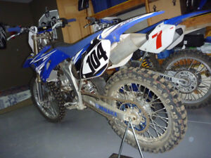 YZ250F 2009 low hours excellent condition