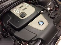 Bmw 320d e46 Diesel engine and gearbox complete