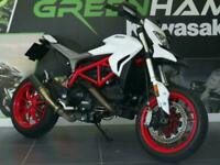Ducati Hypermotard 939 ABS (2018) with SC Project Exhaust (only 2202 miles+FSH)