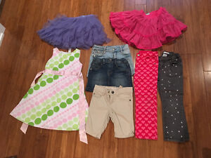 Size 4-5 girls clothing . Great condition