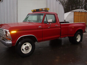 Wanted older pickup truck