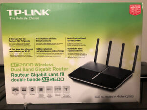 TP-Link  AC2600 Wireless Router