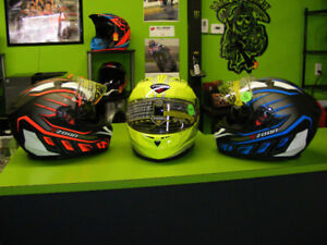 New For 2018 3 New Colours For The Zoan Blade Motorcycle Helmet