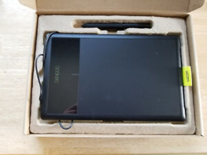Wacom Bamboo Pen/Tablet (with Case)