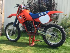 1985 Honda Cr250