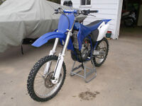 2001 Yamaha YZ250 in EXCELLENT CONDITION!