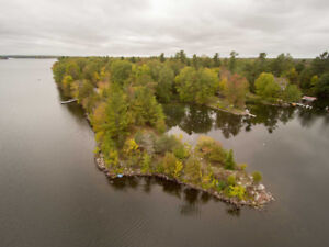 Land and Cottage for Sale on Mississippi Lake, Ontario