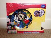 Mickey Mouse 3 Piece kids Breakfast Set